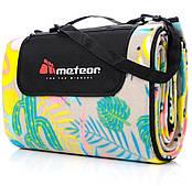 Коврик для пикника и пляжа водонепроницаемый Meteor Tukany 200х220 см, с туканами
