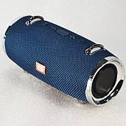"""Колонка Bluetooth """"B"""" Mini XERTMT 2 Синий"""
