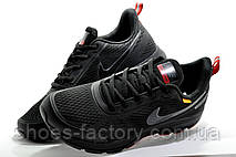 Беговые кроссовки в стиле Nike Air Zoom Shield Axis, Black, фото 2