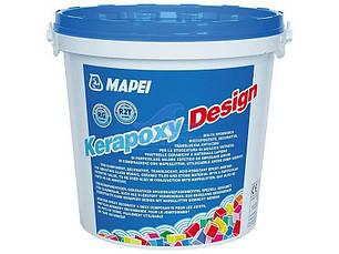 Епоксидна затирка для швів Kerapoxy Design / 700 прозорий / Mapei, 3 кг, фото 2