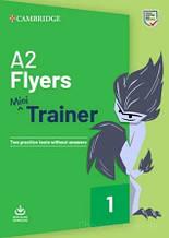 Fun Skills Flyers Mini Trainer with Audio Download  / Книга с тестами