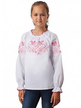 Дитяча вишита блуза (розміри 104, 146, 152, 158)