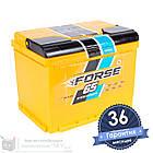 Аккумулятор автомобильный FORSE 6CT 65Ah, пусковой ток 630А [+|–], фото 2