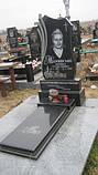 Надгробия из гранита и крошки в Луцке, фото 2