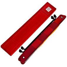 Знак аварійний  ЗА 002 (VITOL CN 54001/109RT109)  зміцнений /пластикова упаковка, фото 2