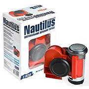 """Сигнал повітряний CA-10350/NAUTILUS """"Compact""""/12V/червоний"""