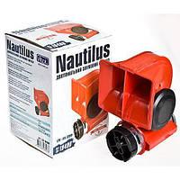 Сигнал повітряний CA-10400/NAUTILUS/12V/червоний