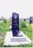 Надгробия из гранита и крошки в Луцке, фото 3