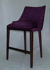 Мягкий полубарный стул Сантино-02, фото 3