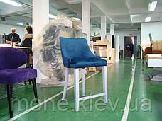 Мягкий полубарный стул Сантино-02, фото 2