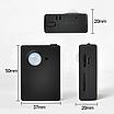 Мини GSM-сигнализация Mini x9009 с датчиком движения, Запись видео и MMS фото, Прослушка, Трекер, фото 3