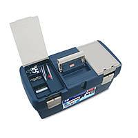 Ящик для инструментов Tayg Box18 (Испания) 58*29*29см, с нержавеющими замками+вкладка+органайзер(118005)