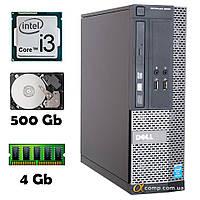 Компьютер Dell 3020 (i3-4130/4Gb/500Gb) desktop БУ, фото 1