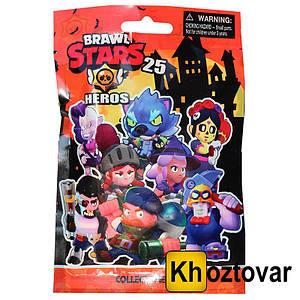 Набір карток з фігуркою Brawl Stars | Бравл старс