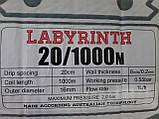 Капельная лента Лабиринт (Labyrint) 8 милз 1000 м 20 см, фото 2