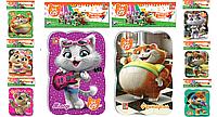 """Детские мягкие магнитные пазлы котики """"44 Cats"""" Vladi Toys бейби пазлы"""