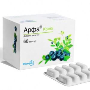 Арфа Комби таблетки  (60табл.,Украина)
