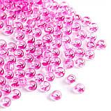 Чешский бисер Preciosa /10 для вышивания Бисер коралловый розовый 01192, фото 4