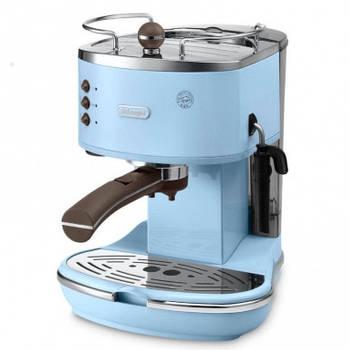 Ріжкова кавоварка DeLonghi ECOV 311 AZ Icona Vintage