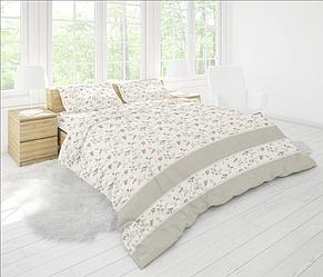 Ткань для постельного белья бязь Голд - Цветы 12