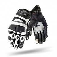 Мотоперчатки Shima XRS White, фото 1