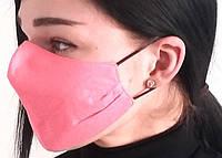 Маска защитная Пита Корал для лица (4-х слойная для лица многоразовая)
