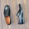 """Мужские кожаные туфли черного цвета от производителя ТМ """"Maestro"""", фото 3"""