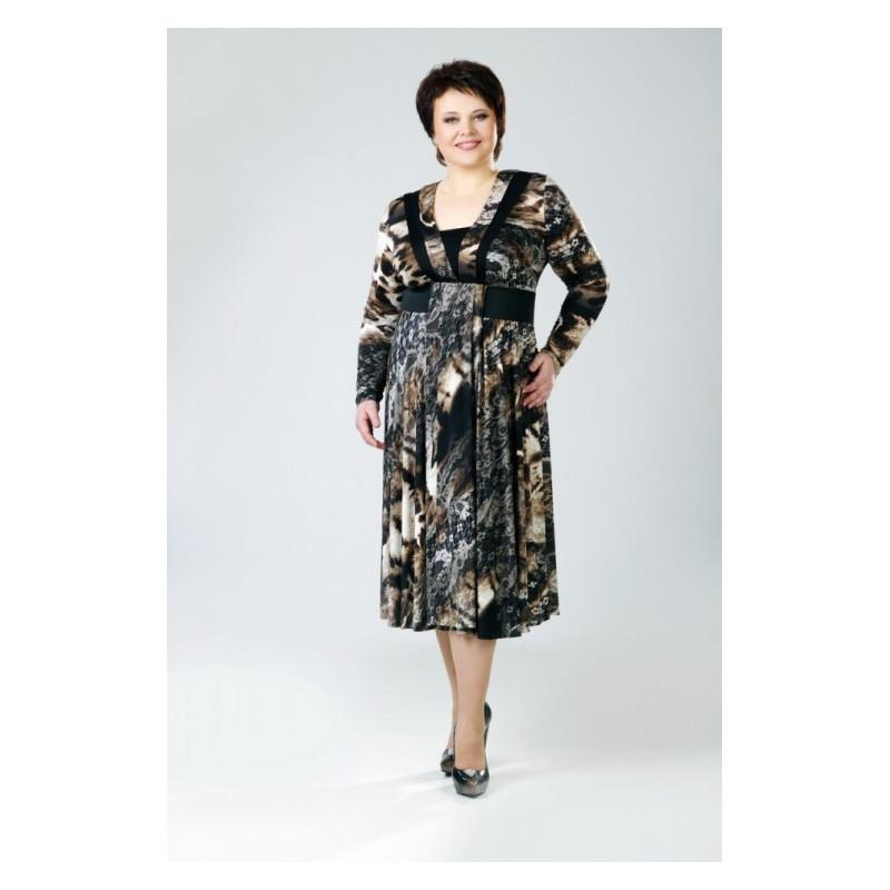 Платье женское Petro Soroka модель АТ-0756-04