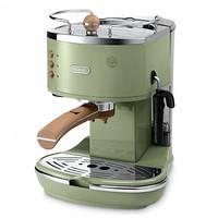 Рожковая кофеварка DeLonghi ECOV 311 GR Icona Vintage