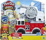 Play-Doh Игровой набор Пожарная Машина, E6103, фото 2