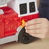 Play-Doh Игровой набор Пожарная Машина, E6103, фото 4