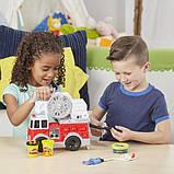 Play-Doh Игровой набор Пожарная Машина, E6103, фото 6