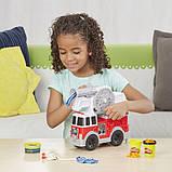 Play-Doh Игровой набор Пожарная Машина, E6103, фото 7