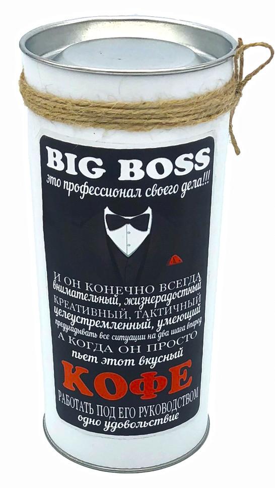 """Подарочный кофе """"BIG BOSS"""" для большого босса"""