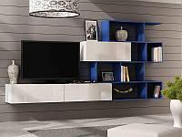 Гостиная VIGO 16 белый/синий(Cama)
