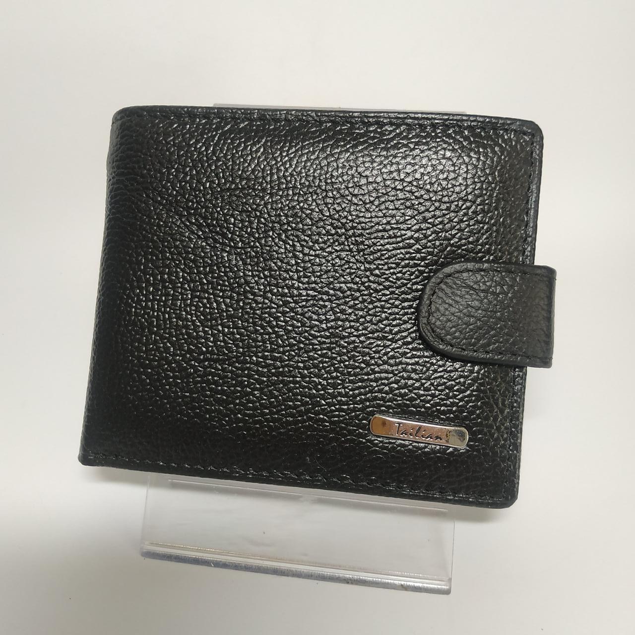 Шкіряний чоловічий гаманець / Кожаный мужской кошелек Tailian