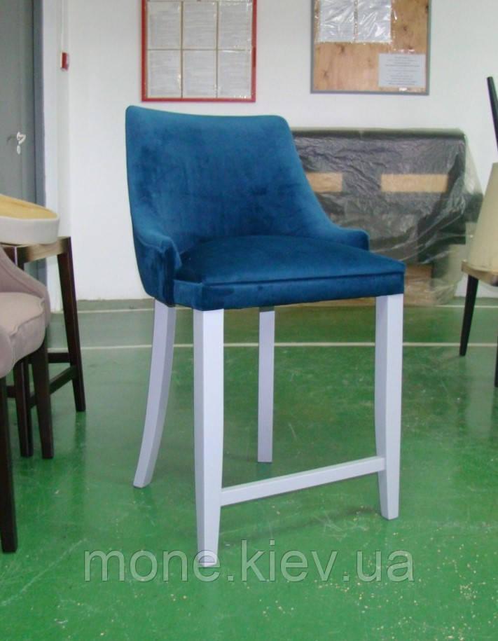 Мягкий полубарный стул Сантино-02