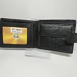 Шкіряний чоловічий гаманець / Кожаный мужской кошелек Tailian, фото 3