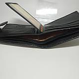 Шкіряний чоловічий гаманець / Кожаный мужской кошелек Tailian, фото 4