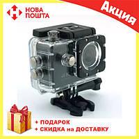 Спортивная водонепроницаемая камера Action Camera DVR SPORT S2 Wi-Fi Waterprof 4K | Экшн-камера 4К, фото 1