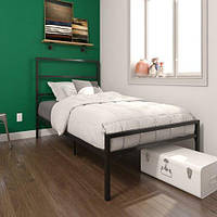 Кровать с матрасом 80х200