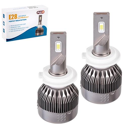Лампи PULSO E28/LED/H7 PX26d/Flip Chip/12-24V/36W/3800Lm/6000K