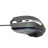Компьютерная мышь с подсветкой Zornwee XG66 Black, фото 1