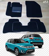 Ворсовые коврики на Suzuki Vitara '15-