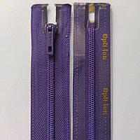 Молнии спиральные неразъемные с механическим фиксатором 12, 15, 18, 20, 22 см Opti, разные цвета