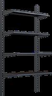 Стеллаж торговый настенный / Стелаж торгівельний настінний