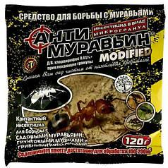 Засіб від мурах Антимуравьин 120г спец.гранула