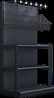 Стеллаж усиленный с дополнительной опорой / Стелаж посилений з додатковою  балкою