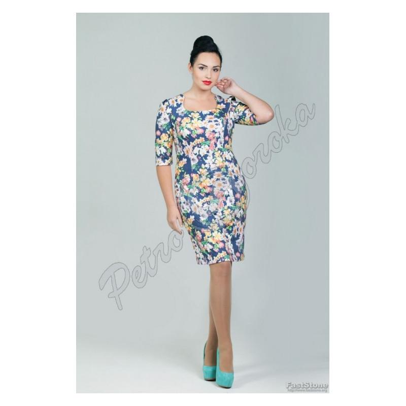 Платье женское Petro Soroka модель КР-2149-24