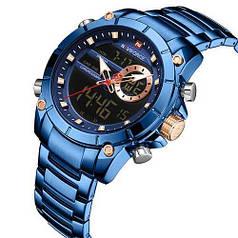 Naviforce NF9163 All Blue
